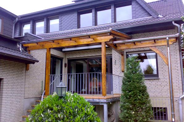 berdachte terrassen beispiele trendy im dachgescho oder. Black Bedroom Furniture Sets. Home Design Ideas